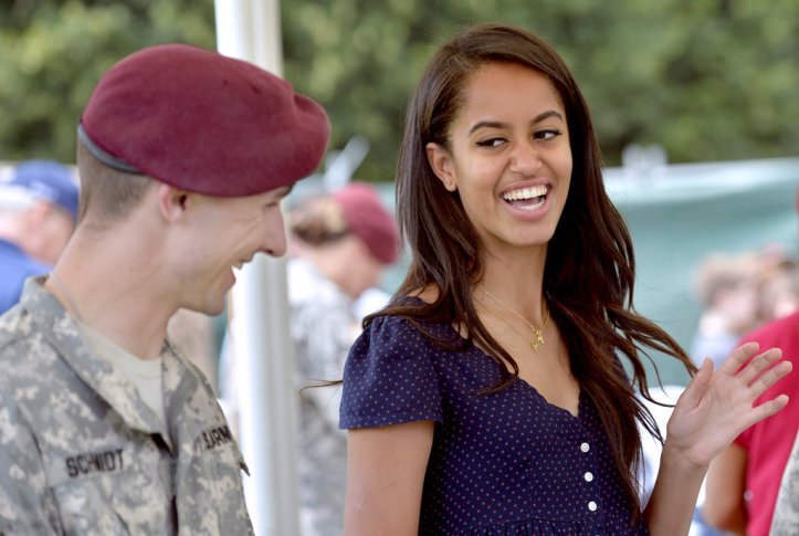 Malia Obama sexually attractive