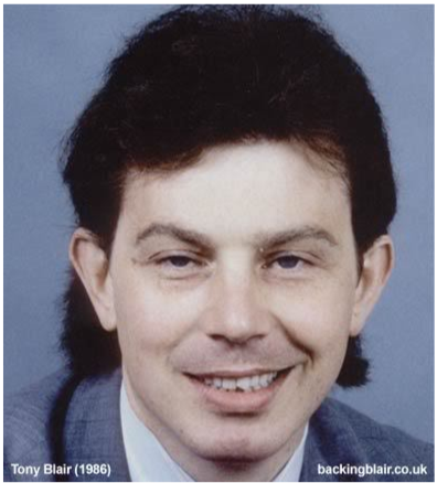 Anthony Charles Lynton Blair (1986)