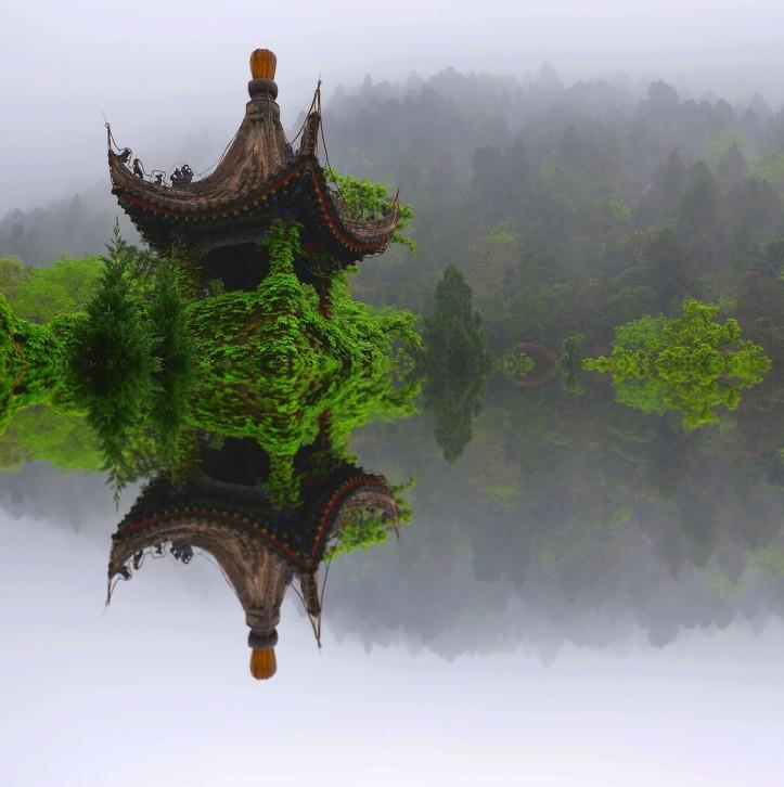 Pavilion of Mist