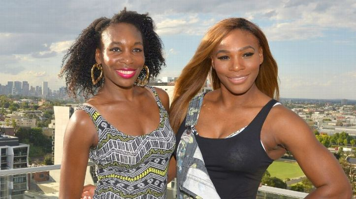 Williams Sisters Gender Fraud