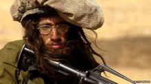 Volunteer to IDF's Orthodox Nahal Haredi Brigade (460x260)