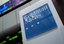 goldman-sachs + stock market ticker